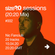 size?sessions (20:20 mix) #002 Nic Fanciulli image