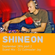 Shine On Radio Show September 2014 pt.2 - Guest Mix Cutmaster Jay image
