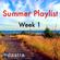 Summer Playlist Week 1 Mix (Bingo Players, Chromeo, Bastille, Hardwell, Diplo, Skrillex) image