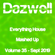 Everything House - Volume 35 - Mashed Up - September 2019 by Dazwell image