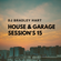 Dj Bradley Hart House & Garage Sessions Vol 15 image