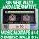 80s New Wave / Alternative Songs Mixtape Volume 44 image