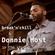Donnie Most in the studio / Live @ WMUC FM / 10 Feb'14 image