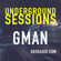 G MAN underground sessions show 22,6,2020 motivation monday image