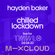 """""""Chilled Lockdown""""  Live mixcloud stream on T.M.W.L.O  24.4.2020 image"""