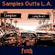 samples outta L.A trailer (vol2) mixed by Uncle T image