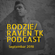 bodziE (guest mix) RaveNation Podcast #14 September 2018 image