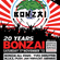 dj Ghost  @ 20 Years Bonzai Retro Party 17-11-2012  image