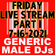(Mostly) 80s & New Wave Happy Hour (Part 1) - Generic Male DJs - 7-16-2021 image
