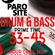 PAROSITE DEC 19 DRUM & BASS MIX image