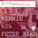#7|Tambourin by Bernie B2B Peter Bakh - S.O. Records @Café Laverie - Tambour battant image