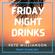 Friday Night Drinks: Hotel Quarantine Funky Tunes - 25 June 2021 image
