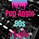 POP ANGLO 90s - DJ CARLOS AGELVIS image
