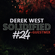 Derek West - Solidified Sessions #24 [Guestmix by D.R.N.D.Y] image