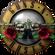 GUNS AND ROSES REMIX SELECTIONS/RCTAP REMIX image