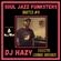 SJF Invites #9 - DJ Hazy Eclectic Lounge Grooves image