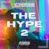 @DJMERVINB / THE HYPE MIX 2 / HIP HOP, R&B, RAP, TRAP, AFRO image