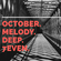 7EVEN - OCTOBER MELODY DEEP 19 image
