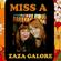 Miss A & Zaza Galore image
