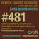 Deeper Shades Of House #481 w/ exclusive guest mix by Funk Deepstar image
