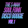 SOUL FUNK DISCO BOOGIE VOL 1-THE S-MAN image