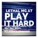 Lethal MG @ Play It Hard Radio - 29/04/2011 (Classics episode) image