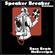 Speaker Breaker Sessions Vol.1 image