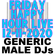 (Mostly) 80s & New Wave Happy Hour - Generic Male DJs - 12-11-2020 + Preshow image
