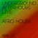 UG Afterhours Live #18 - AfroTronica • Drums - FEB-12-21 image