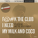 BnC's The Disco Vampire Exclusive Mix for Milk'n'Chocolate October 14th 2015 image