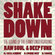 Shakedown! - Shakedown Business vol. 1 - Promo mix 15-9-2018 image