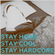 Stay Home, Stay Cool, Stay Hardcore image