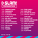 Wildstylez @ SLAM! MixMarathon (2018-02-02) image