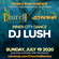 Church X Stamina 12 | Inner City Dance Showcase - DJ Lush image
