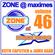 Zone @ Maximes Volume 46 Keith Capstick & Jamie Agar with MCs Breeze & Domino image