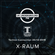 X-Raum exclusive radio mix Techno Connection UK Underground FM 20/12/2019 image