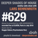 Deeper Shades Of House #629 w/ exclusive guest mix by REGGIE DOKES image