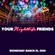 Your Nightlife Friends - Pam Jones (Live Set) - 3.25.20 image