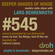 Deeper Shades Of House #545 w/ exclusive guest mix by LOFTSOUL image