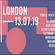 Purple Disco Machine - Live @ Studio 338 (London, UK) Toolroom Records Summer -JUL-2019 image