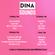 DINA SOUNDS #2 ft. Alabaster dePlume, Rowan Rheingans, Tashinga & Isaiah, Delicious Clam image