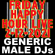 (Mostly) 80s & New Wave Happy Hour - Generic Male DJs -2-12-2021 image