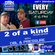 The 2 of a Kind Radio Show With DJ DBL and DJ Pressure 23-11-2019 image