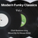 MODERN FUNKY CLASSICS vol.1 - club sessions 2014 image