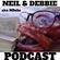 Neil & Debbie (aka NDebz) Podcast #149.5 ' Fish heads  ' - (Music version) image