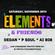 Elements & Friends w/ AI 808, P Soul & Dedan image