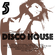 minimix DISCO HOUSE 5 (Lovestation, Karen Young, Jean Carn, Christopher Cross, Robert Palmer,...) image