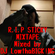 R.I.P STICKY MIXTAPE image