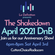 Lo Definition presents: The Shakedown - Drum & Bass April 2021 - 03.04.21 image