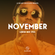 NOVEMBER : LE HIP HOP SUR ECOUTE Mix #24 image